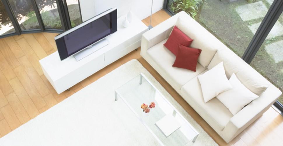 信頼と実績を誇る工法とデザインで、開放感のある自由な空間を。